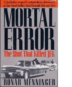 Bonar Menninger: Mortal Error