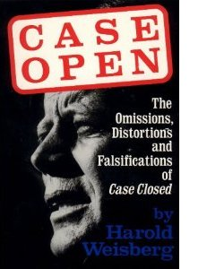 Harld Weisberg: Case Open